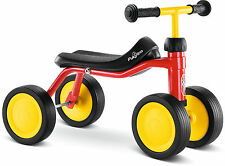 Laufrad Puky Pukylino 4019 Rot Kinderlaufrad Lernlaufrad Rutscher Kinderlernrad