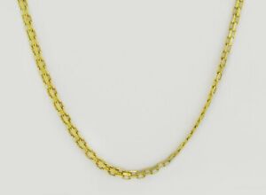 BISMARK CHAIN 14K GOLD **FREE SHIPPING** NEW WITH TAG