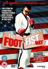 THE FOOT FIST WAY - DVD - REGION 2 UK