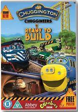 Chuggington: Chuggineers: Ready to Build [DVD]