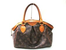 Authentic LOUIS VUITTON Monogram Tivoli PM M40143 Handbag VI1009