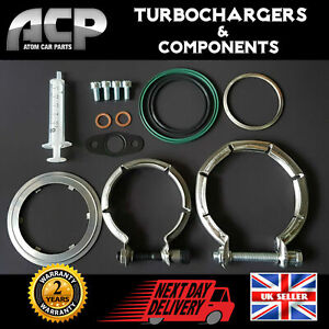 Turbocharger Fitting Kit for BMW 120, 220, 320, 420, 518, 520, X3, X4 - 2.0.