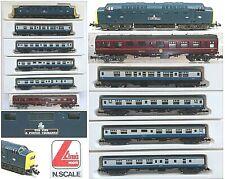 Lima Vintage Train Passengers at Lune Gorge + N.5 Trucks British Railways