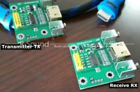 1pair I2S DSD HDMI Transmitter Receiver module for Digital turntable DAC decoder