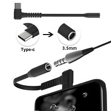 Type-C to 3.5mm Headphone Audio Jack Adapter Cable For Samsung Galaxy S20/Note10