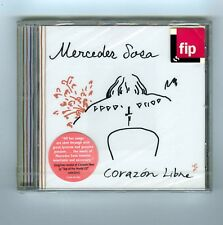 CD (NEW) MERCEDES SOSA CORAZON LIBRE