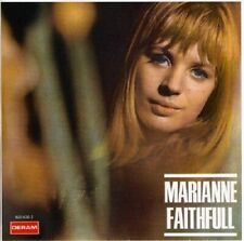 Marianne Faithfull Self-Titled CD+Bonus Tracks NEW SEALED As Tears Go By+