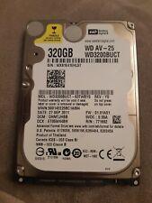 """Western Digital AV-25 HDD, 320GB, 5400 RPM, 2.5"""" SATA (WD3200BUCT)"""