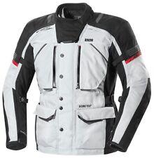 iXS Nabor Gore-Tex Textiljacke hellgrau schwarz Gr. M/50 Aktionspreis