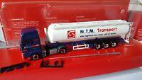 MAN TGX  NTM B.V. - Sievert Logistik SE Nederlandse silo logistics 60m³  305471
