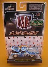Chevrolet El Camino  SS 454 in blau  M2 Wild-Cards  1:64  OVP  NEU