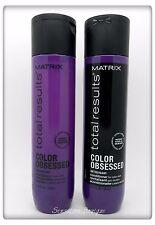 Matrix Total Results Color Obsessed (Color Care) Shampoo & Conditioner 10.1 oz