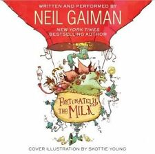 USED (LN) Fortunately, the Milk CD by Neil Gaiman