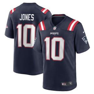 Men's Mac Jones Navy Jersey