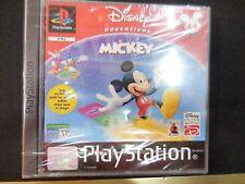 Disney Educativos-Mickey juego playstation Nuevo y Precintado.