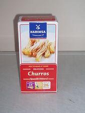 Harimsa Spanish Churros Mix 500g with Pastry Bag serve with Spanish Chocolate