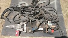 Industrial Hydraulic Flange Spreader, jack, rock splitter, from steel foundry