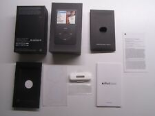  APPLE IPOD CLASSIC 160GB MB150LL/A BLACK SCATOLA VUOTA  EMPTY BOX