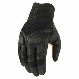 Icon 1000 Nightbreed Motorcycle Gloves