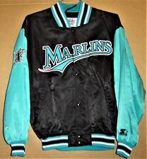 Florida Marlins Game Worn Jacket #22