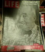 Life Magazine, July, 1954 Printing,  Features: The Army's Council
