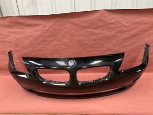 Front Bumper Cover BMW E85 E86 Z4 Roadster OEM Black