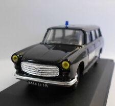 Véhicules miniatures Eligor pour Peugeot