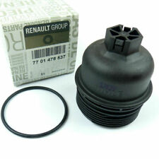 OIL FILTER HOUSING CAP COVER FOR GENUE RENAULT TRAFIC MASTER 2.3 DCI 7701478537