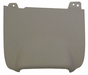 2006-2014 Chevrolet Impala/Limited Steering Column Lower Panel Gray New 15778743