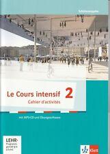 +++ FRANZÖSISCH +LE COURS INTENSIF +CAHIER D'ACTIVITES +ÜBUNGSSOFTWARE +HÖRTEXTE
