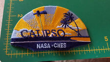 CALIPSO Satellite BOEING DELTA II Launch NASA CNES French Space Mission Patch