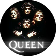 CHAPA/BADGE QUEEN . pin button freddie mercury brian may led zeppelin thin lizzy