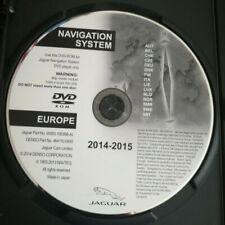 DVD Navigation JAGUAR 2015 Deutschland Italia Scandinavia  XF X250 XK TYPE X150