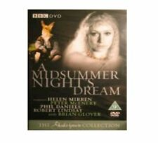 A Midsummer Nights Dream DVD BBC Shakespeare Collection DVD New Sealed UK Rel R2