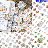 Kawaii  Scrapbooking Stickers Diary Label Paper Sticker Scrapbooking