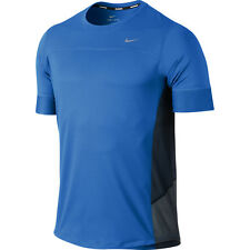 """Maillot NIKE Running Manche Courte Homme """" Technical Ss """" - 547745-401"""