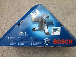 Bosch GTL3 3 Line Tile Laser 20m Range BRAND NEW