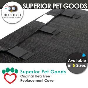 Superior Pet Goods - Original Flea Free Dog Bed Replacement Cover - XS,S,M,L,XL