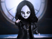 "Living Dead Dolls:""THE CROW"" By Mezco--"" * MINT PERFECT BOX"