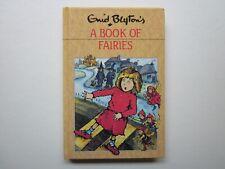 A BOOK of FAIRIES - ENID BLYTON - Vintage Hardback