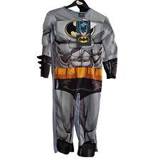 primark official children kids batman fancy dress costume & face dress 2 Piece