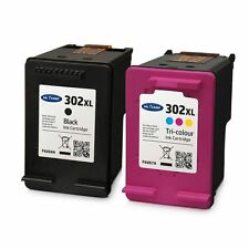 HP 302 XL Ink Cartridges Combo - Black & Colour Ink For HP Deskjet 3630