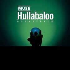 Muse Hullabaloo Soundtrack 2002 CD UK Alternative Rock Music Album
