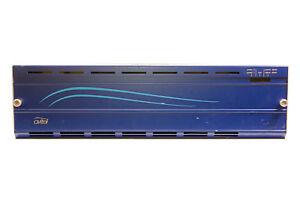 AVITEL 3U FRAME WITH 2 X MPS3402 PSU, 12 X VDA3410 VIDEO EQ DA AND 12 X VMC3419
