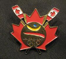 1992 BARCELONA Catalonia Spain Summer Olympic CANADA NOC ROWING team pin rare