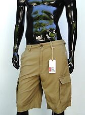 Vans Tremain Chino Khaki Pocket Cargo Walk Short Sport Mens Size Bottom 30