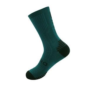 Giro Road Cycling Socks Dark Green 2021 +39-45 Men/Women (UK)