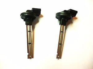 Fits BMW MINI Rolls-Royce A/C Heater Temperature Sensor 2 PCS PAIR OEM 00-15