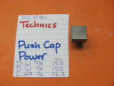 TECHNICS PUSH SWITCH CAP POWER SU-A80 PREAMPLIFIER