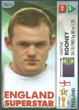 PANINI FIFA WORLD CUP-GOAAL 2006- #120-ENGLAND-WAYNE ROONEY